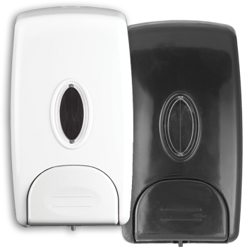 Clear Valu Soap Dispensers