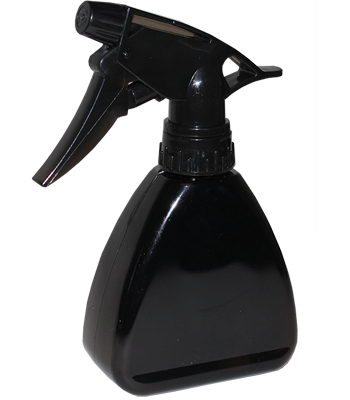 8 oz. Triangle Bottle with Sprayer