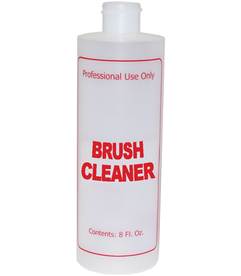 "Cylinder Bottles ""Brush Cleaner"""